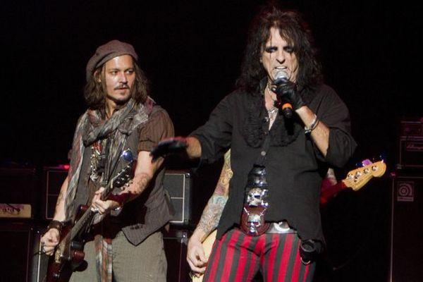 Джонни Депп сделает перерыв в актерской карьере ради рок-музыки