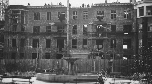 НКВД и конструктивизм: от архитектурных форм к расстрельным формулярам