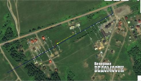 Судами приняты решения о сносе жилых домов в охранных зонах трубопровода «Каменный Лог – Пермь»