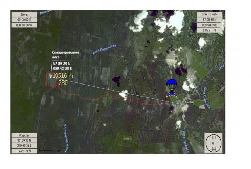 Незаконная вырубка на земле «Росатома»?