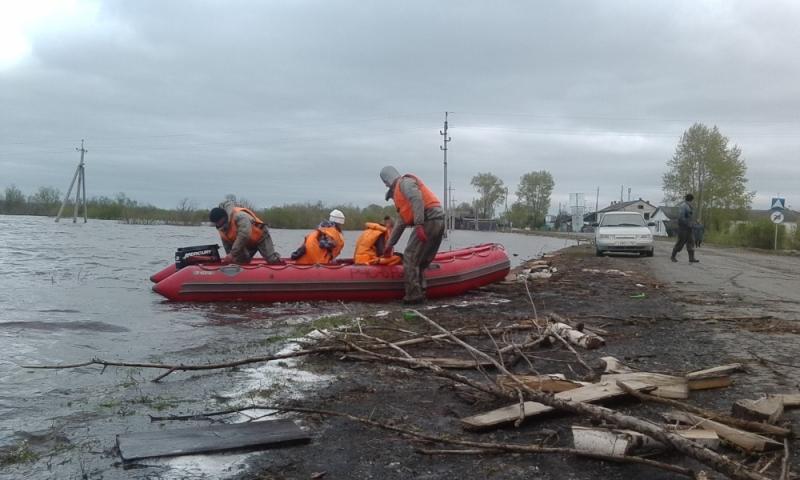 Взоне паводка вСвердловской области остается неменее 200 домов