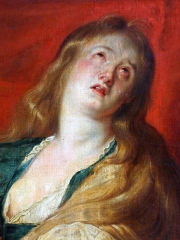 Курганский музей мог уничтожить картину Рубенса. Магдалину спасло чудо!