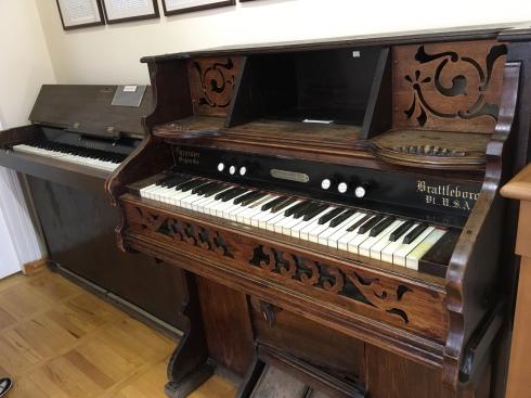Единственный на Урале музыкальный музей