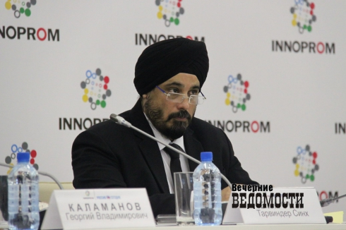 Уральский бизнес заговорил с индийским акцентом