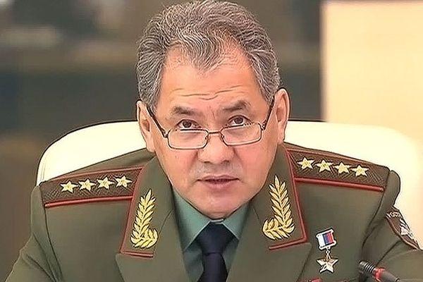 Суд вКиеве выдал ордер наарест руководителя МинобороныРФ Сергея Шойгу