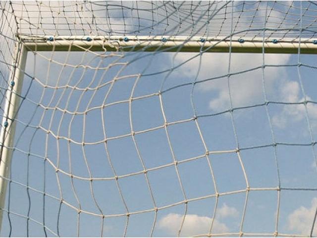 Назауральского студента упали футбольные ворота впроцессе занятий
