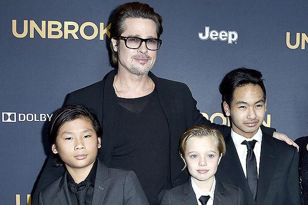 Голливудского актера Брэда Питта заподозрили в жестоком обращении с детьми