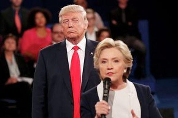 Ipsos: Клинтон опережает Трампа на8% после 2-го тура дебатов