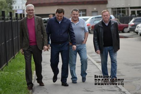 Куйвашев и Тунгусов начинают готовиться к выборам губернатора