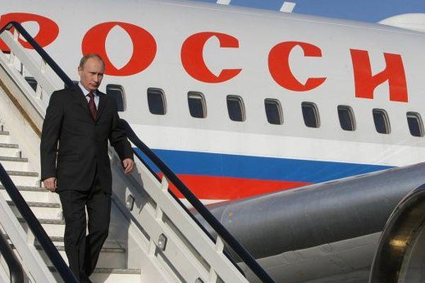 Путин прибыл вЕреван насаммит ОДКБ
