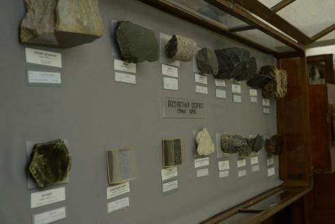 В Горном университете представят экспонат, которому 2 миллиарда лет