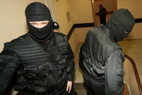 Силовики проводят обыски поделу опокушении на прежнего глава УВД Екатеринбурга