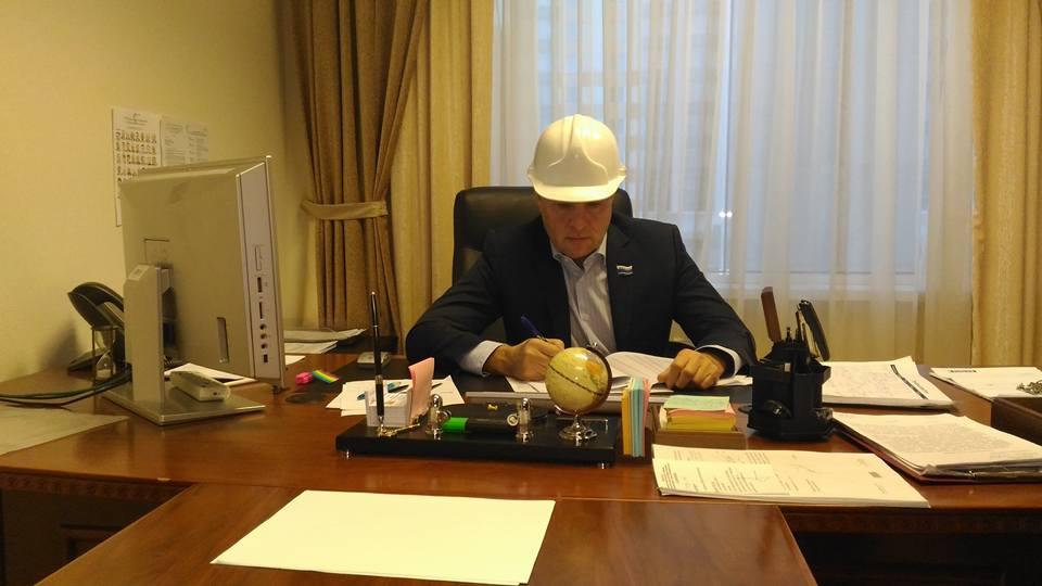 Рассмотрение бюджета Свердловской области отменили из-за треснувшего купола здания Заксобрания