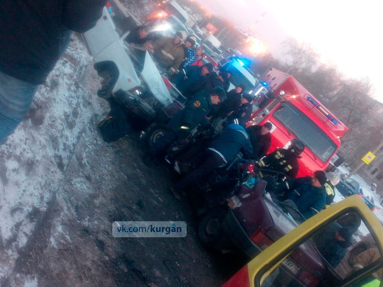 ВКургане нетрезвый шофёр умер, уходя отпреследования ДПС
