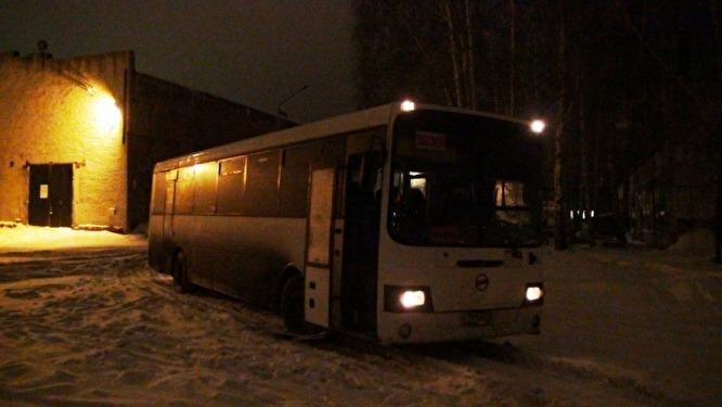 ВЕкатеринбурге водителя раздавил собственный автобус