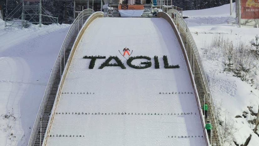 Летающие лыжницы вНижнем Тагиле— результаты недели