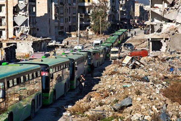 Армия Сирии освободила квартал Сукари вАлеппо
