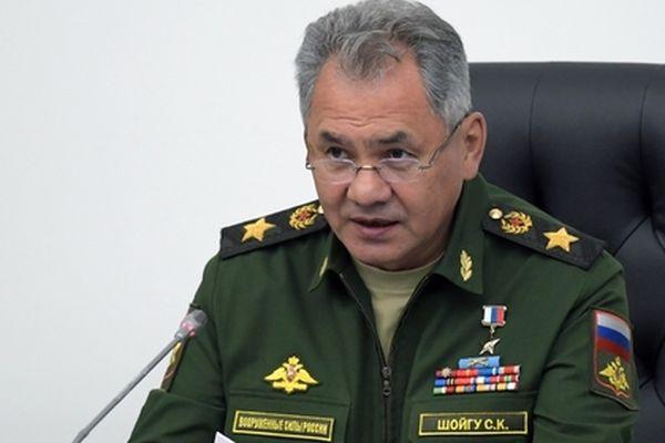 Шойгу: РФ, Турция иИран готовы стать гарантами урегулирования вСАР