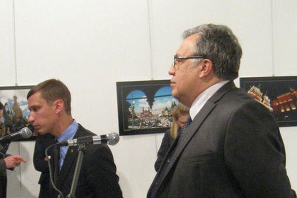 ВТурции поделу обубийстве русского посла задержали 13 человек