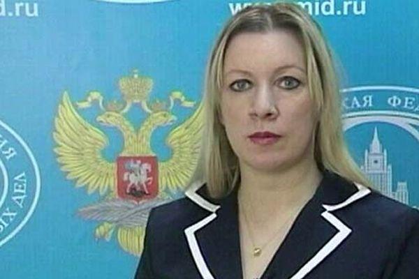 Агентство Regnum подаёт всуд напредставителя МИДРФ Марию Захарову