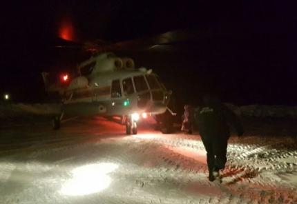 Шестерых манси экстренно эвакуировали с севера Свердловской области