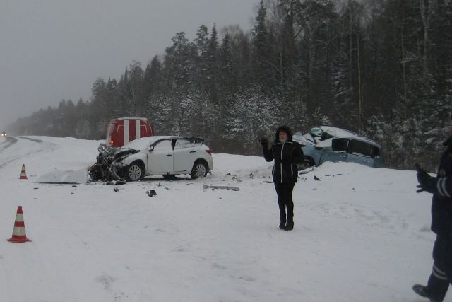 На Урале Ford убил женщину, искалечил ребенка и еще несколько человек