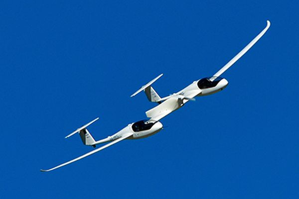 В «Поднебесной» прошли успешные тестирования самолета наводородных топливных элементах
