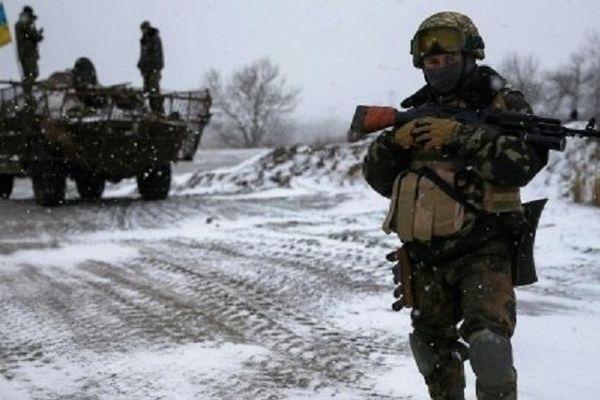 Трое украинских военных пропали близ линии разграничения вДонбассе