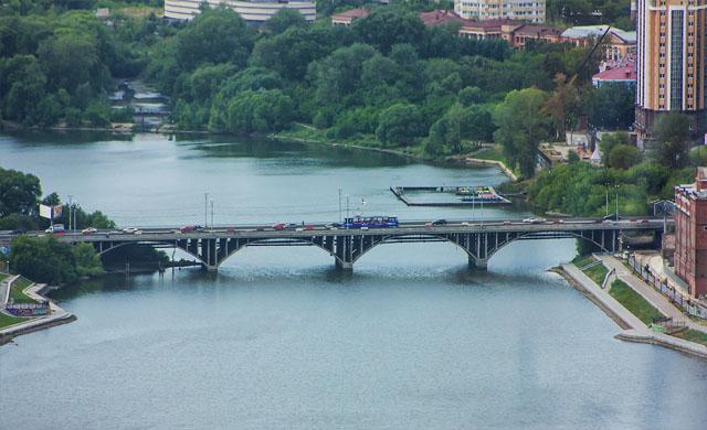Макаровский мост вЕкатеринбурге навсе 100% закроют Сегодня в10:47