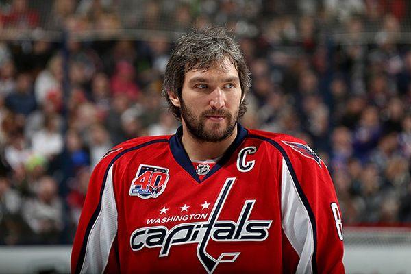 Овечкин набрал тысячу очков закарьеру в постоянных чемпионатах НХЛ