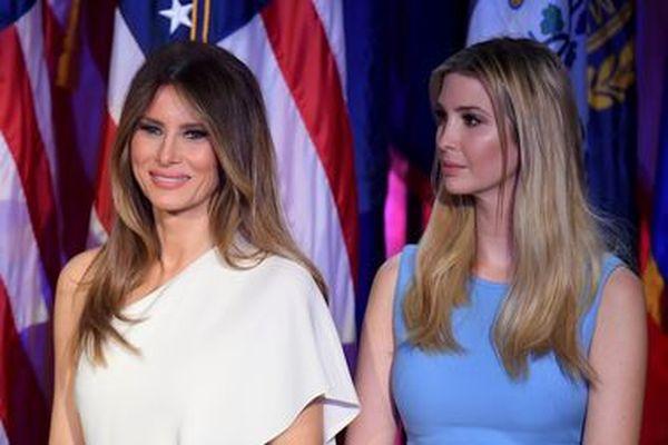 Иванка Трамп оставляет именной бренд одежды