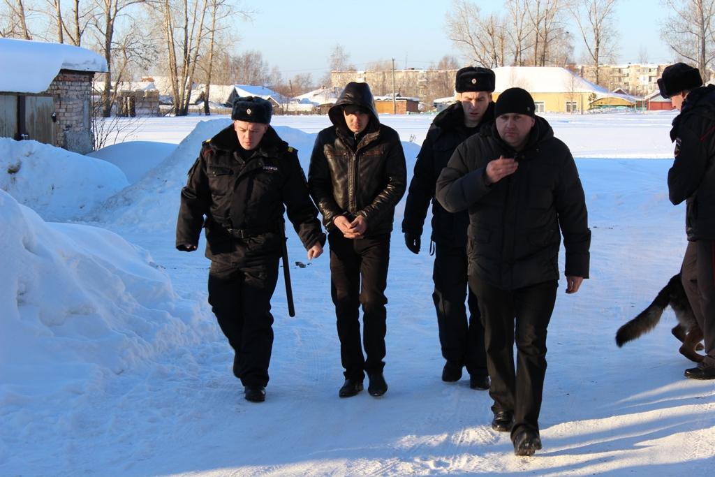 Милиция задержала подозреваемых встрельбе науральском заводе