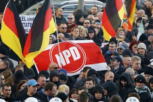 Конституционный суд ФРГ отвергнул запрет крайне правой НДП