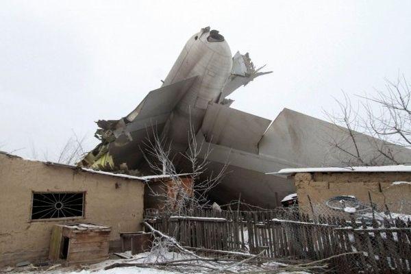 МЧС Киргизии неподтвердило увеличения числа жертв катастрофы под Бишкеком