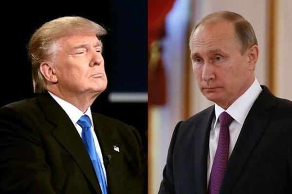 Песков поведал о вероятном содержании разговора Владимира Путина иТрампа