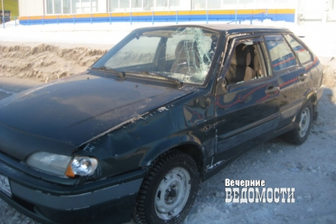 На Урале ученик спецшколы бросился под машину