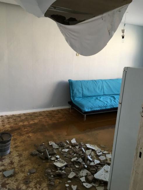 как доказать что затопили квартиру