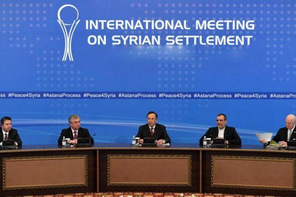 Встреча поСирии вАстане пройдет всередине февраля