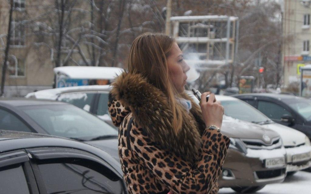 Граждане Алапаевска могут стать предпосылкой запрета продажи вейпа подросткам