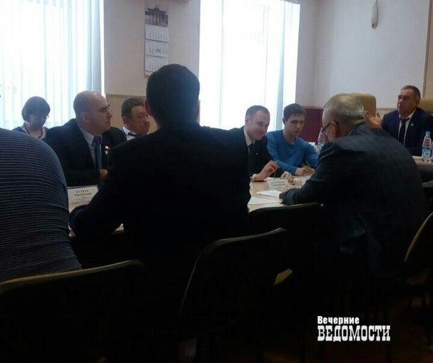 ВСвердловской области Белоярская дума вновь несмогла выбрать председателя