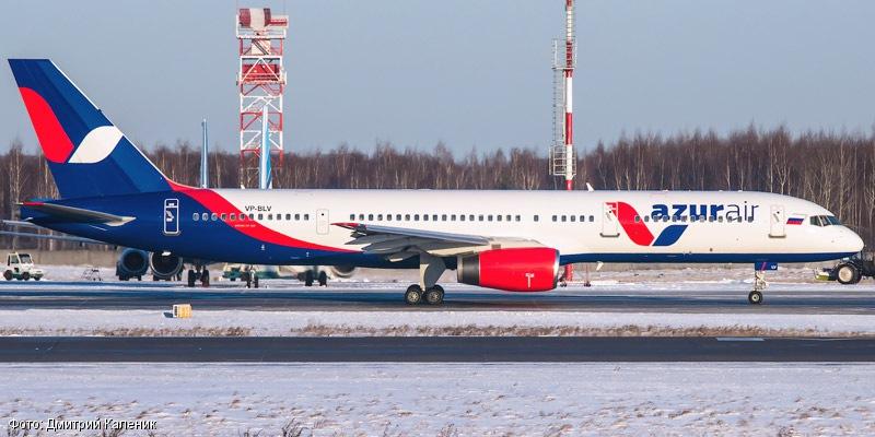 ВКольцово экстренно сел самолет сбольным сыном наборту