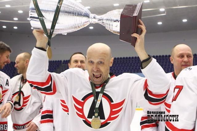 ХК «Авто» защитил титул действующего обладателя Кубка чемпионов Ночной хоккейной лиги
