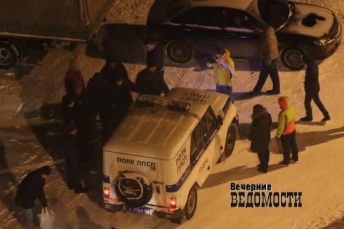 ВЕкатеринбурге банда пробовала собирать дань сжильцов многоэтажного дома