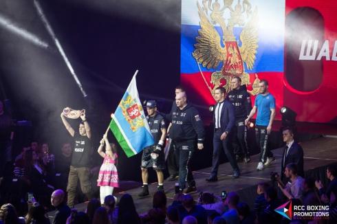 В Челябинске подвели итоги гала-шоу по боксу, тайскому боксу и ММА (ФОТО)