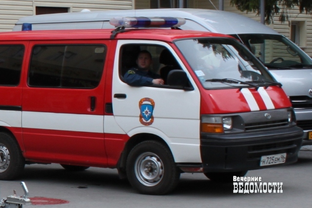ВПервоуральске впламени пострадал человек, СМИ докладывают опогибшем
