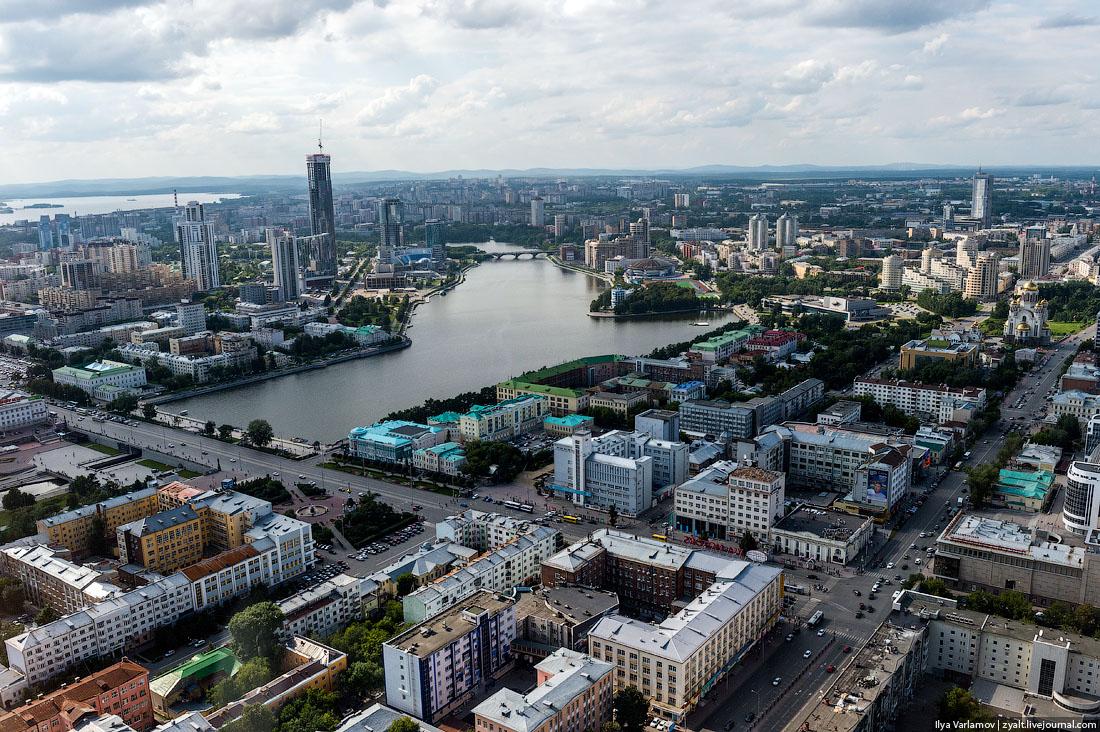 Блогер Варламов похвалил Екатеринбург иЧелябинск запрогрессивность