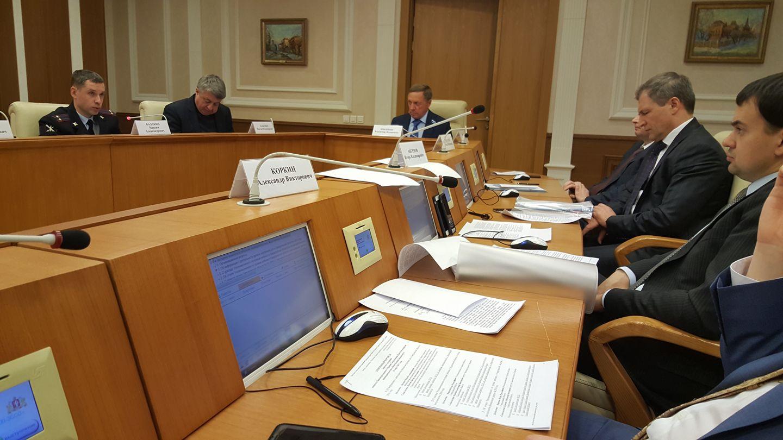 ВЗаксобрание Карелии внесён законодательный проект оботмене муниципального фильтра нагубернаторских выборах