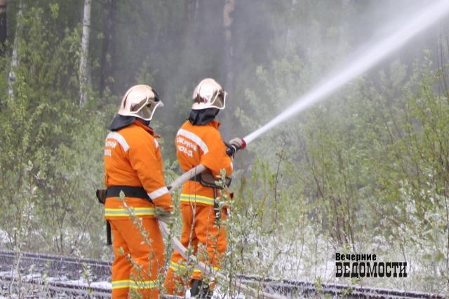 Всаду Екатеринбурга впожаре умер 8-месячный ребёнок