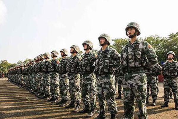 КНР  сократит армию на 200 000  человек