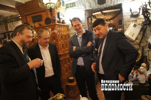 Собрание дипломатического клуба в Екатеринбурге: как это было